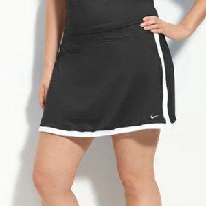 🏀 Nike Women's  'Border' Dri-FIT Tennis Skirt